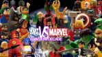 LEGO DC VS MARVEL: Battle of the Decade Wallpaper by Digger318