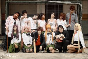 Class of the Dead 2011 by PANDAzzi