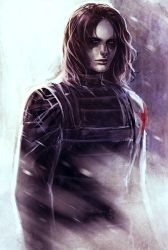 Winter Soldier by Ecthelian