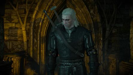 06 The Witcher 3 Geralt by judge1076
