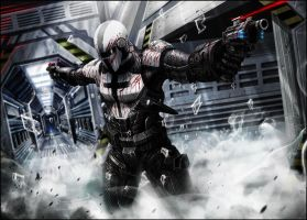 Assassin by Broly1337