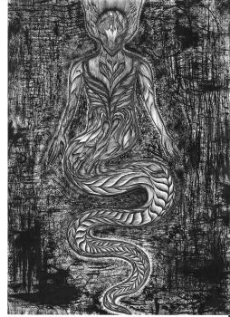 Naga Magnified by labornthyn