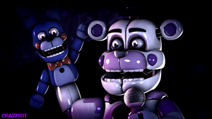 lets get this show started bon bon! by crazybot1231