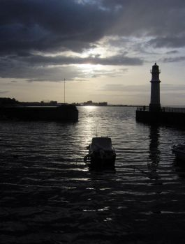 EDINBURGH Newhaven Harbour by tom1garry