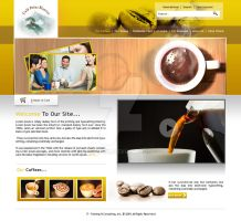 cofee site 1 by acelogix