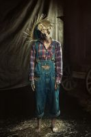 The cry of the scarecrow by AnnetVoronaya