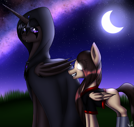 Night Stroll by KATEtheDeath1