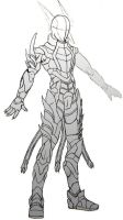 Seig Verdelet - New Armour by Garm-r