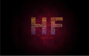 HF Theme Wallpaper Red by MrLoLLiPoP93