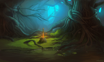 Ancient Grove by DrManiacal