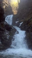 Thunderbird Falls by Jetta-Windstar