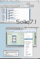 Soliq7.1 VS for WIN7 RTM by rheaoctober