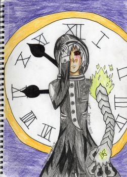 The Destroyer of Time by Dark-Angel167