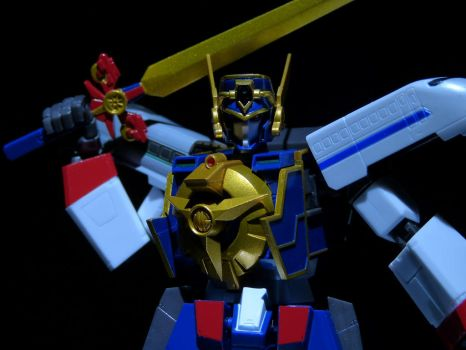 Dark series - SRC Might Gaine attempt 1 by Wartator