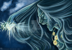 Enlil - The God of Weather. by AlessiaHV