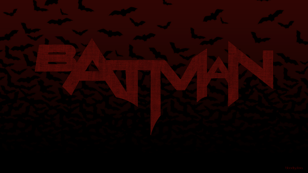 Batman wallpaper 01 by melusineblack