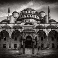 Blue Mosque by kpavlis