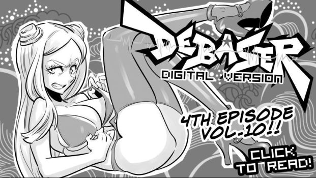 New Debaser chapter! by Rafchu