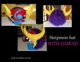 Sleipmon Fleece Hat Finished by Sleipmon03