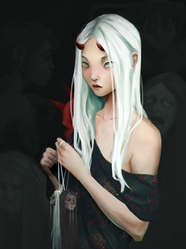 The Collector by Chemi-ckal