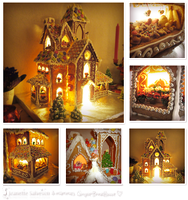 Our GingerBread House by DreamsOfALostSpirit