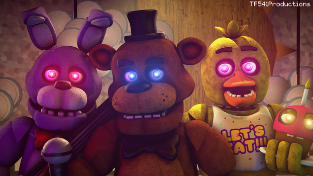 The Band [4K] by TF541Productions