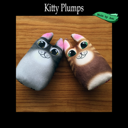 Kitty Plumps by SPPlushies