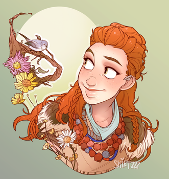 Aloy by Skirtzzz