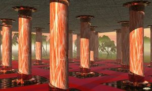 Temple of Y'Abba D'abba D'Ou by SpaceCowboy5000
