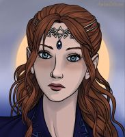 Rose Dewitt ELVEN by Yandere-ChanKawaii13
