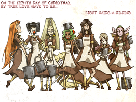 On the Eighth day of X-mas... by karniz