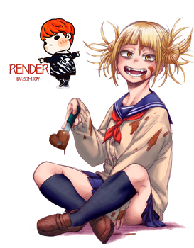 Himiko Toga by ZomToy