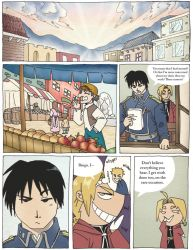 FMA The Abducted Alchemist project page 28 COL by hope30789