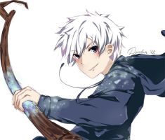 Jack Frost 2 by Ludysis