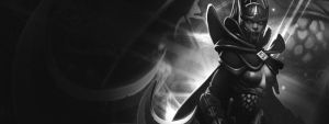 phantom assassin Facebook Cover by AgusholliD