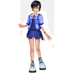 Xion in Normal Clothes[Otherborn] by FallingIntoTheNight