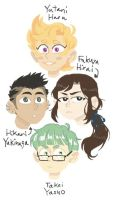 BNHA OC Concepts by CocoIsBack4Good