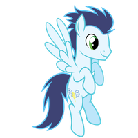 Soarin' Flying (No WB suit) by RainbowDerp98
