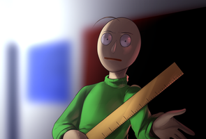 Baldi's basics in education and learning by GalacticDreamerr