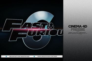 Fast and Furious 6 Cinema 4D by Industrykidz
