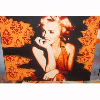 Marilyn Monroe commission by 10baron10
