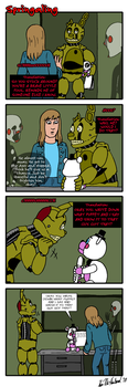 Springaling 346: Bunny Say, Helpy Do by Negaduck9