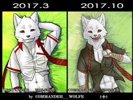 evolution2 by COMMANDER--WOLFE