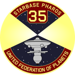 Starbase 35 Pharos Assignment Patch by Rekkert