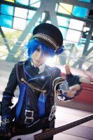 Arrest Rose - kaito by Phoenixiaoio