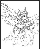 [WIP] Valkyrie by faeore