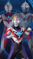 Ultraman orb by WallpapperUltra16