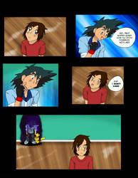 PKMN Catching - Page 1 by TrainerKelly