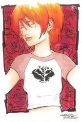 Marker : Rose Red by KidNotorious