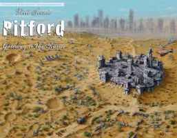 Pitford, Gateway to the Ruins by McAusland
